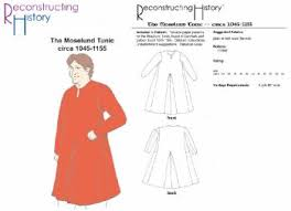 Medieval Tunic Pattern Delectable Patterns Of Time 48 48 Moselund Tunic Pattern Medieval
