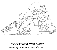 Small Picture Polar Express Coloring Pages Inside Page creativemoveme