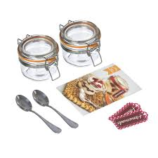 kilner dessert jar set 0025 774