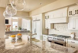 Dark Kitchen Cabinets With Light Granite Simple Light Granite Vs Dark Granite Countertops Michigan Kitchen Remodeling