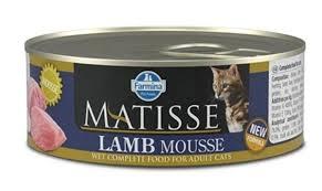<b>Консервы Farmina Matisse</b> Cat Mousse Lamb, 85 г для котов