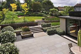 Small Picture Contemporary Garden Design Intended Decorating Ideas