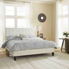 Mckenzie Bedroom Furniture Rest Rite Mckenzie White Queen Upholstered Bed Hcmckbedwhqn The