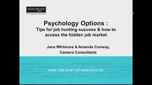 opportunities after psychology the hidden job market opportunities after psychology the hidden job market