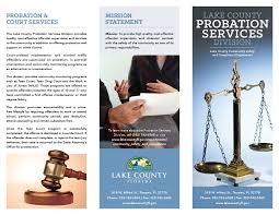 Court brochure teen court