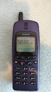 Siemens S25 - Handy mit Farbdisplay in ...