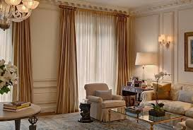 gold curtains living room. luxurious brown curtain for living room gold curtains