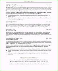 Best Executive Assistant Resumes Best Executive Assistant Resume Samples For Your Success