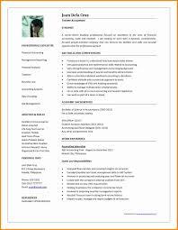 Resume Format For Internship Pdf Fresh Resume Samples For