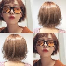 韓国の女性で流行りのショートヘア10選オルチャンヘアスタイルも Belcy