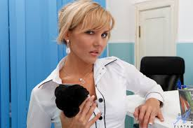 Mature Shaved Blonde MILF Zlata Wearing Wedding Ring Enjoying Anal.