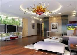 blown glass bowls wall art lovely murano flower shape chandelier living room lights modern hand blown