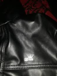 armani emporio collezione leather jacket authentic for in beverly hills ca offerup