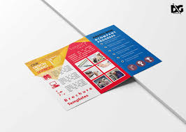 Pamphlet Design Templates Psd Free Download Free Download Architectural Tri Fold Psd Brochure Template
