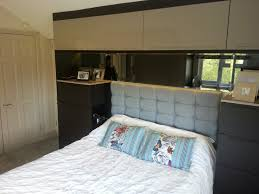 Overbed Bedroom Furniture Portfolio Complete Fitted Bedrooms