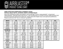 Airblaster Jacket Airblaster Snowboard Clothing At The Best Price Online From 3rdgen Shop