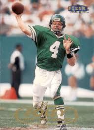 Amazon.com: Football NFL 1998 Fleer Tradition #112 Glenn Foley #112 EX+ NY  Jets: Collectibles & Fine Art