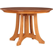 highlands 52 round dining table