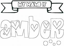 inspiration print my name bubble letters newest free az coloring pages printable a z page by graffiti