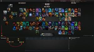 resolved can t select skywrath mage elder titan or abaddon