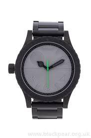watches clothing store fashion online designer fashion mens watches nixon x star wars death star 51 30 death star black