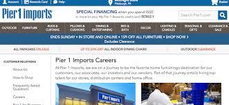 pier 1 imports careers. Pier 1 Imports Careers