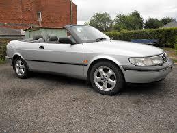 1996 Saab 900 s 2.0L manual convertible short MOT July 24th . | in ...