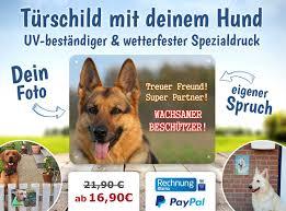 Mein Tierschildde Hunde Türschilder Und Aufkleber Einfach Online