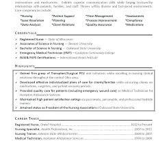 New Nurse Resume No Experience Cardiac Nurse Specialist Sample Resume Podarki Co