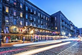 stay just steps from historic river street restaurants s and attractions hotel room enjoy marvelous views of the savannah