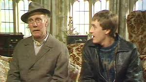 only fools and horses s02e07 a touch of glass