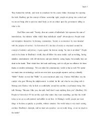 new fahrenheit essay 3