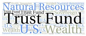 time to create a natural resources trust headwaters economics word cloud us sovereign wealth fund