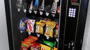 Junk Food Vending Machines Simple School Vending Machine Laws Would Help Kids Lose Weight Study Shows