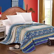 summer blanket for bed. Interesting Bed Summer Single Thin Blanket Bed Sheets Separate Coral Fleece Towel  Air Conditioning Sierran Throughout Blanket For Bed N