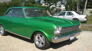 1963 Chevy Nova II For Sale~350 .30 Over~TCI 3 Speed Automatic ...