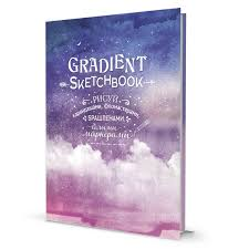 <b>Блокноты</b> «<b>Градиент</b>». <b>Gradient</b> Sketchbook — content-publish.ru