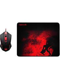 Игровая <b>мышь</b>+ковер <b>Redragon</b> M601 <b>Redragon</b> 9677854 купить ...