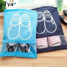 eTya Fashion Women Hot <b>1pcs High Quality</b> Shoe Bag 2 size Travel ...