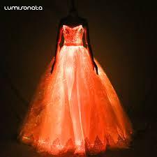 Dresses With Lights Lumisonata Led Light Up Prom Dress