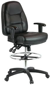 desk chairs rolling desk chair on hardwood floors office without arms ergonomic premium leather drafting