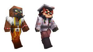 Minecraft Skins Edgy