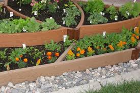 Small Picture Organic Garden Design Gardens Home Design And Garden Ideas On