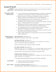 golf professional resume 7 golf pro resume examples quick askips