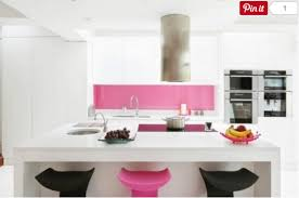 Pink Kitchen Ready For A Pink Kitchen Thanks To Pantone One Womans Travels