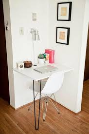 yes you can fit a home office into your tiny home small apartments apartment therapy and