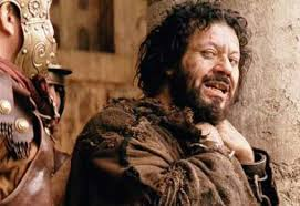 Image result for jesus and barabbas
