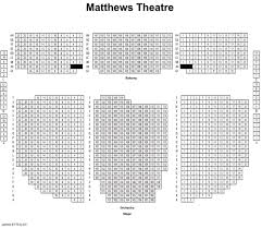 Snapple Theater Seating Chart Matthews Seating Chart Mccarter Theatre Center