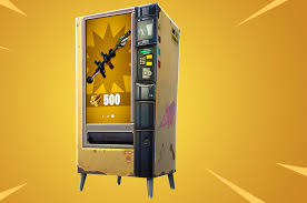 Burrito Vending Machine Franchise Mesmerizing Where To Find All Of Fortnite's Vending Machines GameMaz