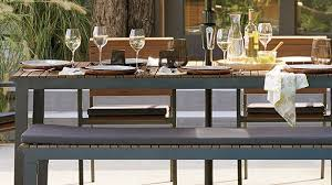 crate outdoor furniture. Picturesque Crate And Barrel Outdoor Furniture In Faux Wood Rocha Crate Outdoor Furniture